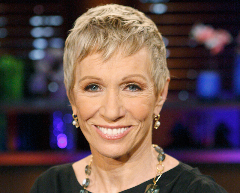 Barbara Corcoran on Her Journey As an Entrepreneur