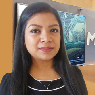 Anju Imtiaz Manager – Client Experience (Communications, Scheduling)