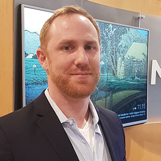 Michael Sauvé Director (Accounts, Operations) Mediaforce