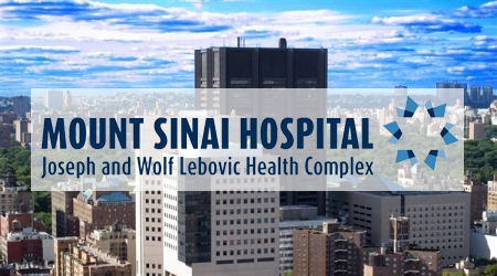 Digital Marketing for Mount Sinai Hospital