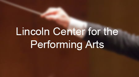 Digital Marketing for Lincoln Center Library for the Performing Arts