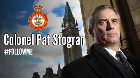 Digital Marketing for Colonel Pat Stogran