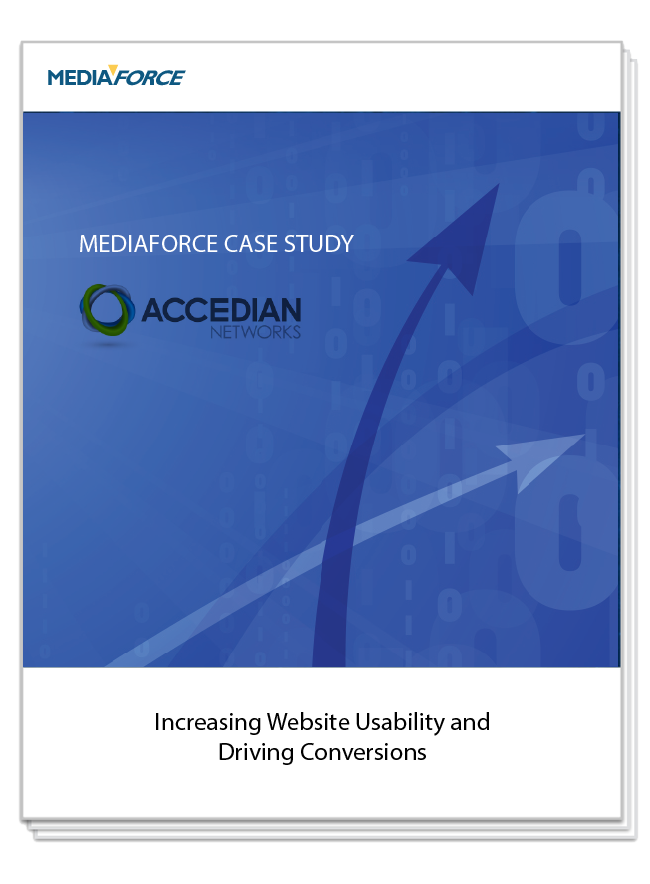 Accedian Case Study - Digital Marketing