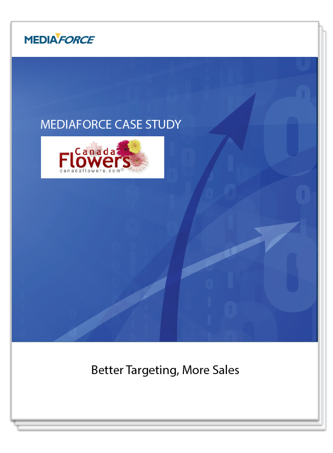 Canada Flowers Case Study Mediaforce