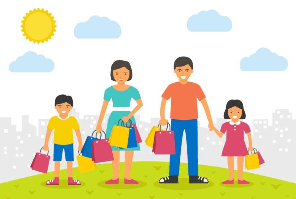 Happy Family Ecommerce Digital Marketing