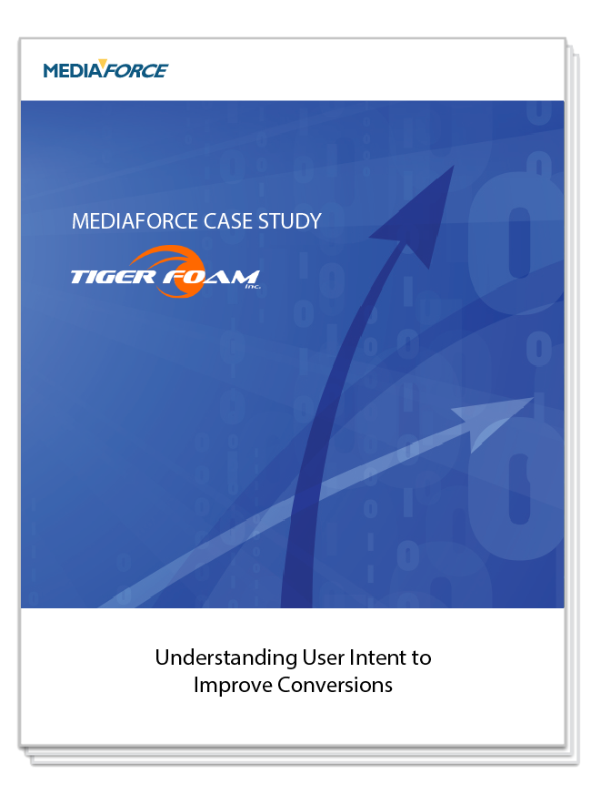 Tiger Foam Case Study Mediaforce