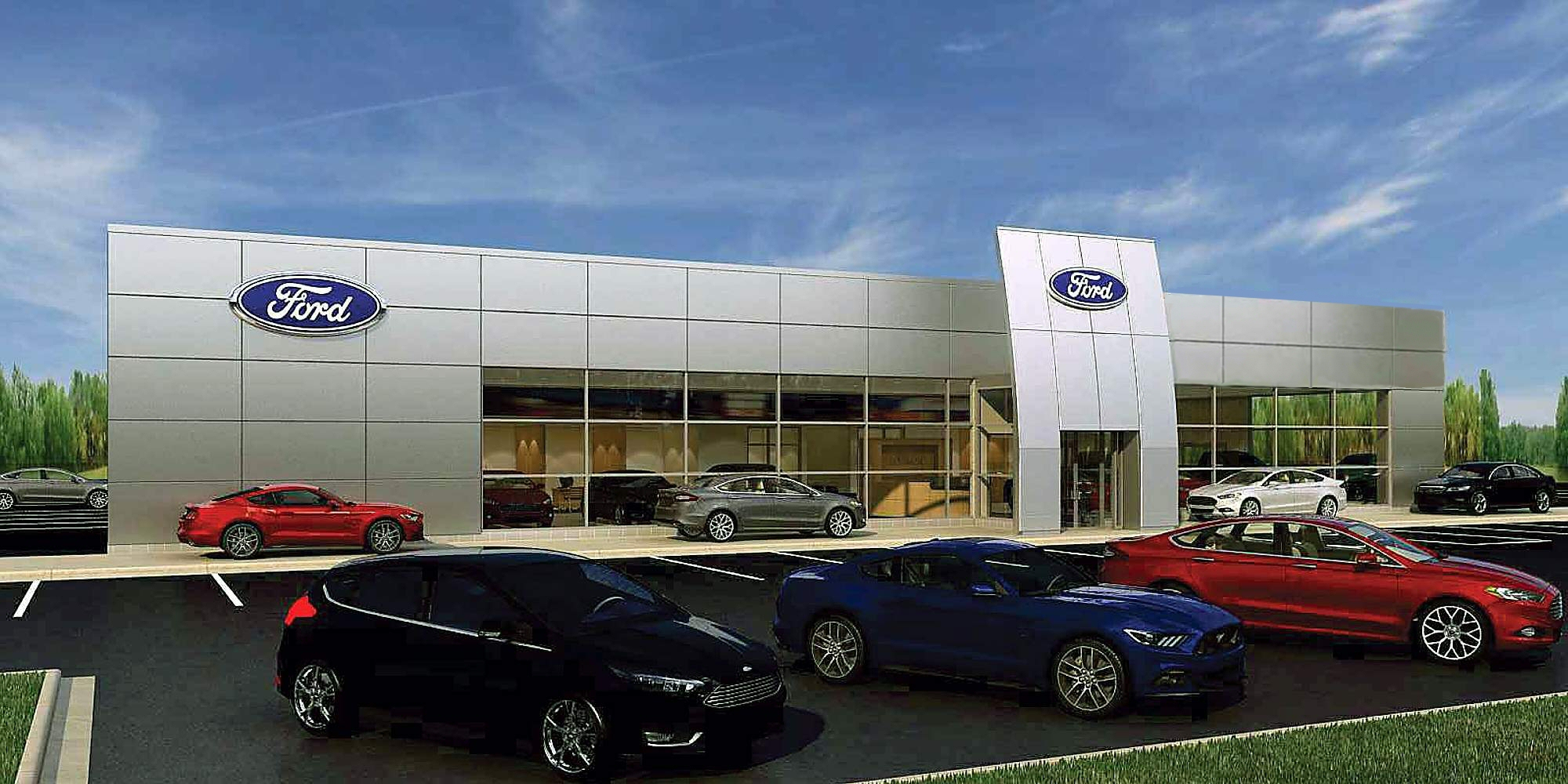 Digital Marketing for Ford Auto Sales