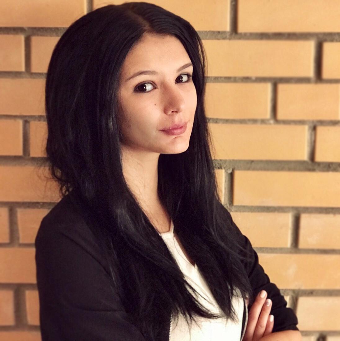 Daria - designer at Mediaforce