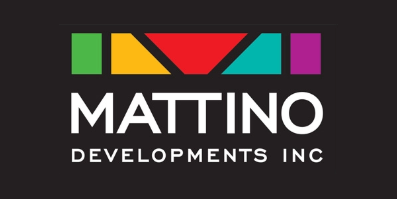 Website Design for Mattino Developments
