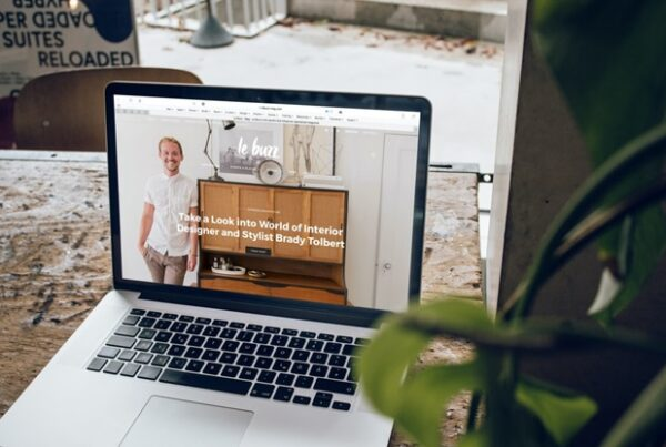 well-made interior design website